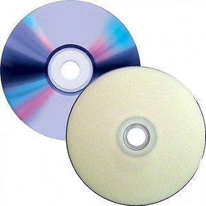 DVD-R Virgem 4,7 GB Pronto pra Gravar