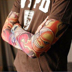 Tatuagem Fake / Manguito Protetor Solar