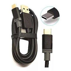 CABO USB TURBO TIPO C MOTOROLA XIAOMI SAMSUNG LG