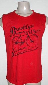 camiseta machão adulto  com estampas diverças em silk  marca treek rio