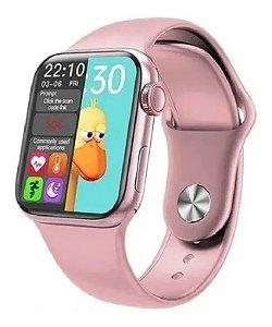 Relógio 40mm Smartwatch Hw12 Menu interativo Super Rápido