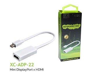 Cabo Adaptador Mini Displayport x HDMI Xcell XC-ADP-22