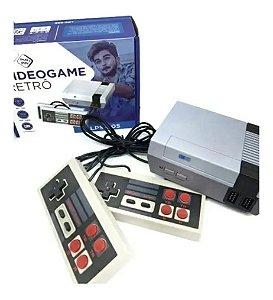 Video Game Super Mini, 620 Jogos 8 Bits 2 Controles