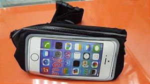 Pochete de celular ajustável