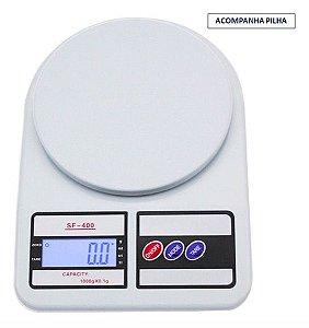 Balança De Precisão Digital Cozinha 10kg