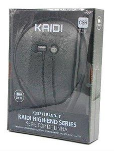 Fone Kaidi High-ends series 10 Hrs bateria KD931