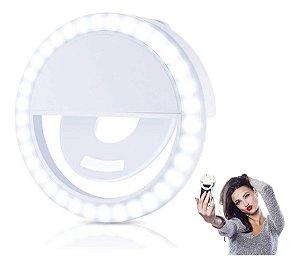 Ring Light Portátil Selfie Celular EC10080