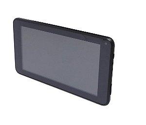 """Tablet Gobox t4 para estudo, leitura e Youtube Tela de 7"""" / Câmeras 2MP E VGA / 1GB RAM - Preto"""