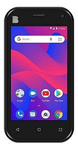 Celular Blu L5 Dual Sim 16 Gb Preto 512 Mb Ram Android 8.1