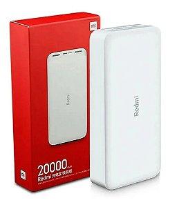 Bateria Carregador Portátil Power Bank Xiaomi Original 20000mah