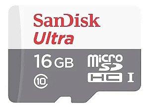 Cartão de memória Original SanDisk Ultra 16GB