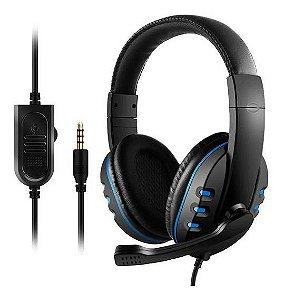 Fone Gamer Altomex A-302 Para PC PS4 XONE SWITCH E CELULAR