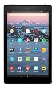 """Tablet Amazon Fire HD 10 2019 10.1"""" 32GB com 2GB de memória RAM"""
