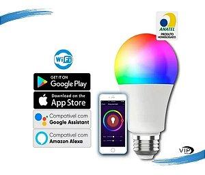 Smart Lâmpada Led Ekaza Inteligente Wifi Alexa Google 10w