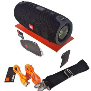 Caixa Som Xtreme Mini Bluetooth Portatil Potente 40w Radio