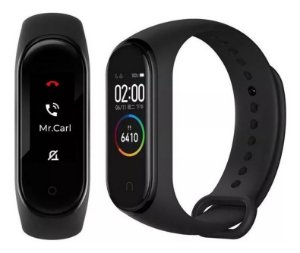 Smartwatch Relógio Inteligente Xiaomi Band 4 Original