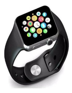 Smartwatch Relógio Bluetooth Celular Android iPhone Ios A1