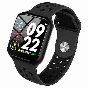 Relógio Smartwatch Touch F8 Android E Ios + Pulseira Colorida Brinde