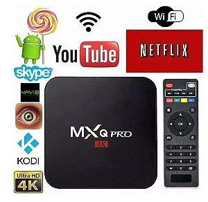 Tv Box - 16gb E 2gb Ram Com Android 8.1 promoção