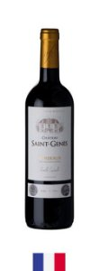 SAINT GENES BORDEAUX ROUGE