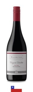 WILLIAM COLE VINEYARD SELECTION PINOT NOIR
