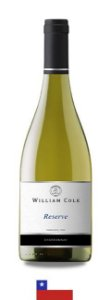 WILLIAM COLE RESERVE CHARDONNAY
