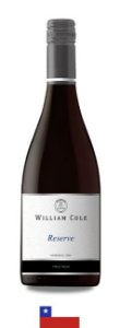 WILLIAM COLE RESERVE PINOT NOIR