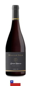 WILLIAM COLE GRAND RESERVE PINOT NOIR