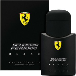 Perfume Scuderia Ferrari Black Eau de Toilette