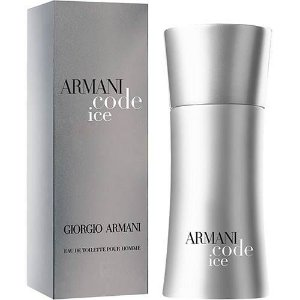 Perfume Giorgio Armani Code Ice Eau de Toilette