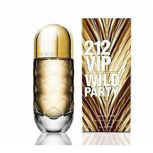 Perfume Carolina Herrera 212 Vip Wild Party Eau de Toilette