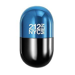 Perfume Carolina Herrera 212 Pills Vip Men