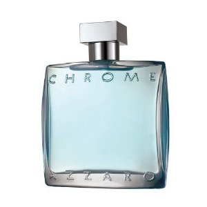 Perfume azzaro chrome eau de toilette 100ml