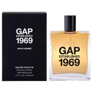 Perfume gap 1969 established eau de toilette 100ml