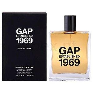 Perfume Gap 1969 Established Eau de Toilette 100ml