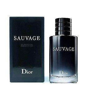 Perfume christian dior sauvage eau de toilette 60ml