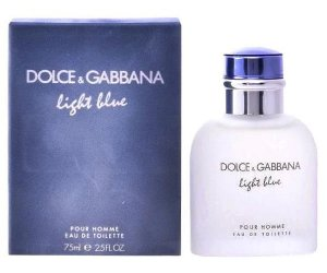 Perfume dolce & gabbana light blue edt 100ml
