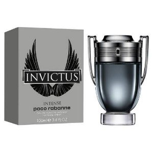 Perfume paco rabanne invictus intense eau de toilette 100ml