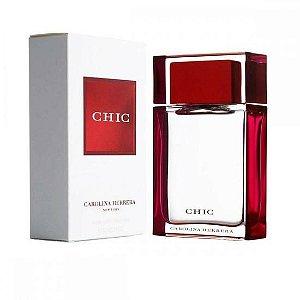 Perfume carolina herrera chic eau de parfum 80ml