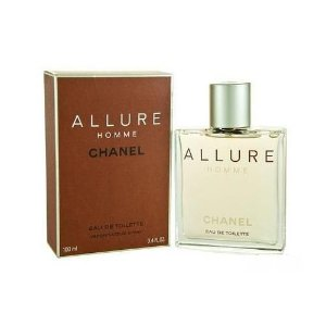 Perfume chanel allure eau de toilette 50ml