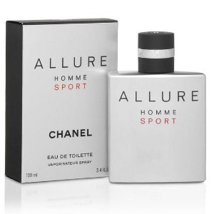 Perfume chanel allure sport eau de toilette 50ml