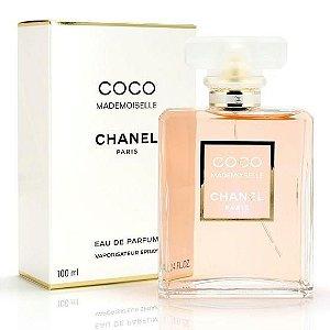 Perfume chanel mademoiselle eau de parfum 100ml