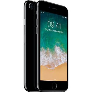 Celular apple iPhone 7 128GB preto