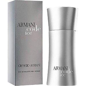 Perfume giorgio armani code ice eau de toilette 50ml