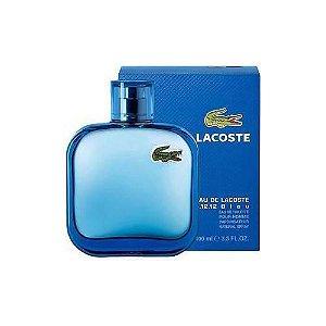 Perfume lacoste bleu eau de toilette 100ml