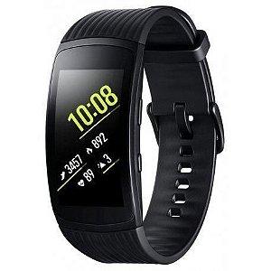 Relogio Smartwatch Samsung Gear Fit 2 Preto