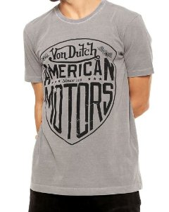 Camiseta Von dutch American Motors