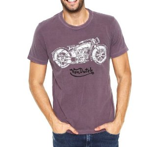 Camiseta Von Dutch