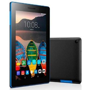 "Tablet lenovo tab 7 essential 1 sim 3g 7.0"" 16gb preto"