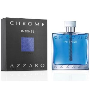 Perfume azzaro chrome intense eau de toilette 100ml
